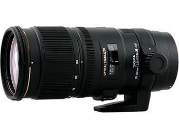 Sigma APO 50-150mm F2.8 EX DC OS HSM Lens - Canon Mount