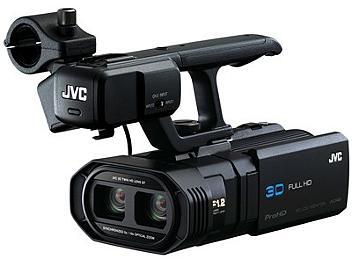 JVC GY-HMZ1 HD 3D Camcorder PAL