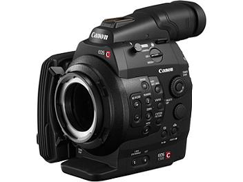 Canon EOS C500 PL Mount Digital Cinema Camera
