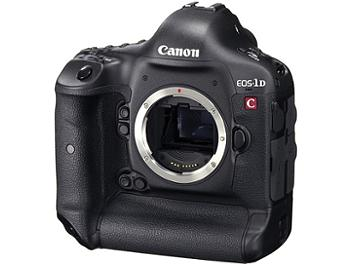Canon EOS-1D C DSLR Camera Body