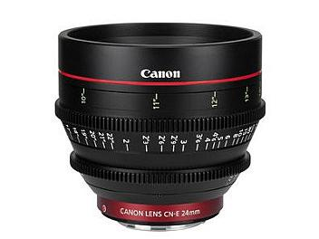 Canon CN-E 24mm T1.5 L F Cine Lens - EF Mount