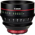 Canon CN-E 85mm T1.3 L F Cinema Lens - EF Mount