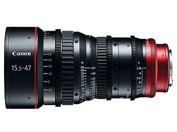 Canon CN-E15.5-47mm T2.8 L S Cine Lens - EF Mount