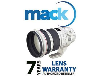 Mack 1203 3 Year Lens International Warranty (under USD7500)