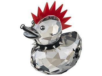 Swarovski 1096735 Punk Duck