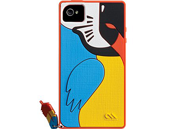Case Mate CM019533 Parrot Case for iPhone 4/4S