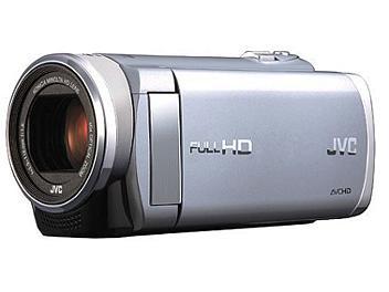 JVC GZ-E245 HD Camcorder PAL - Silver