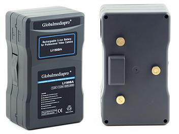 Globalmediapro Li190BA Lithium ion Buddy Battery System 190WH