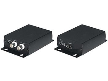 Globalmediapro S-101A HD-SDI to HDMI Converter with Embedded Audio