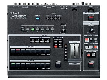 Edirol LVS-800 Video Mixer