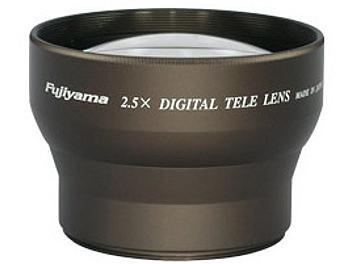 Fujiyama T25-58GTO 58mm 2.5x Tele Converter Lens