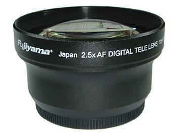 Fujiyama T25-62BMA 62mm 2.5x Tele Converter Lens