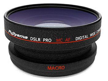 Fujiyama W05-72BTO 72mm 0.5x Wide Angle Converter Lens