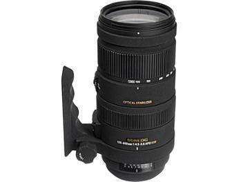 Sigma APO 120-400mm F4.5-5.6 DG OS HSM Lens - Sony Mount