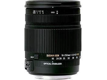 Sigma 18-250mm F3.5-6.3 DC OS HSM Lens - Sony Mount