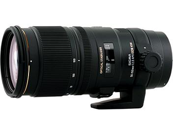 Sigma APO 50-150mm F2.8 EX DC OS HSM Lens - Sigma Mount