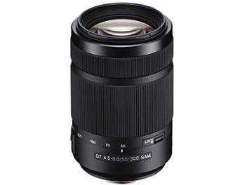 Sony SAL-55300 DT 55-300mm F4.5-5.6 Lens