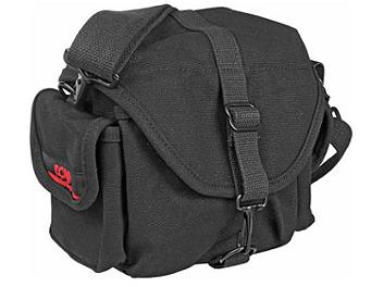Domke F-8 Small Canvas Shoulder Bag - Black