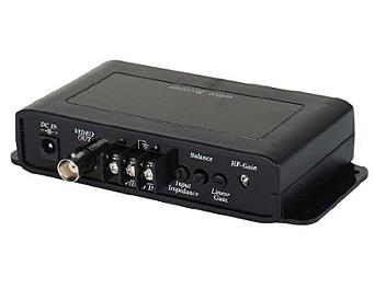 Globalmediapro SHE TTA111VH Active Receiver with Extra Interference Rejection
