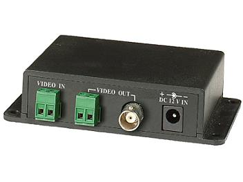 Globalmediapro SHE TDA102 Twisted Pair Repeater 1-in 2-out Video Distributor
