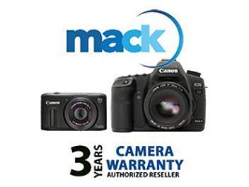 Mack 1202 3 Year Digital Still Camera International Warranty (under USD2000)
