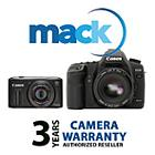 Mack 1202 3 Year Digital Still Camera International Warranty (under USD2000)