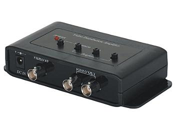 Globalmediapro SHE CD102A 1x2 Video Distributor / Amplifier