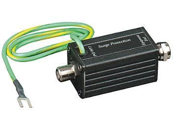 Globalmediapro SHE SP002 Coaxial Surge Protector with F Connector