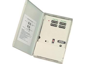 Globalmediapro SHE PW408U 4-Amp 8-Port DC12V Regulated Power Supply
