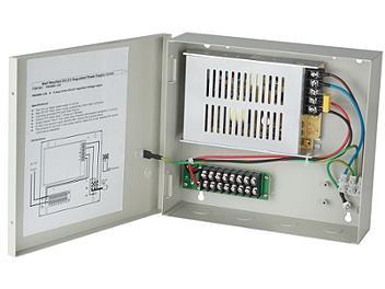 Globalmediapro SHE PW408S-12R 4-Amp 8-Port DC12V Regulated Power Supply