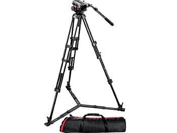 Manfrotto 504HD-546GBK Tripod