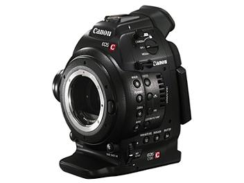 Canon EOS C100 EF Mount Digital Cinema Camera