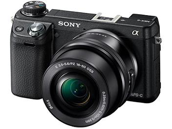 Sony Alpha NEX-6 Camera Kit with 16-50mm Lens