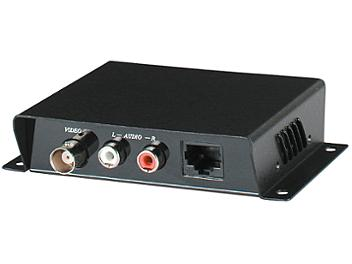 Globalmediapro SHE TTP111AV-K Video & Audio CAT5 Extender (2 Transceivers)