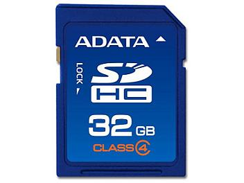 A-DATA 32GB Class-4 SDHC Card (pack 2 pcs)