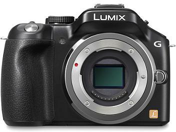 Panasonic Lumix DMC-G5 Camera Body PAL