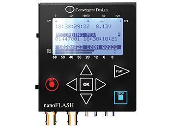 Convergent Design nanoFlash HD Portable Recorder