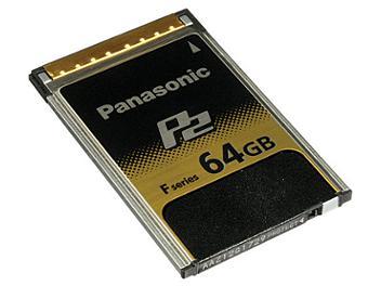 Panasonic AJ-P2E064FG P2 Memory Card 64GB