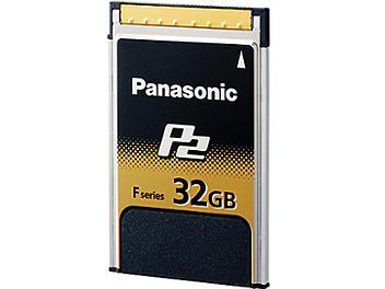 Panasonic AJ-P2E032FG P2 Memory Card 32GB