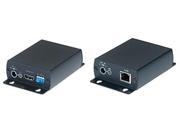 Globalmediapro SHE HE01SL HDMI CAT5 Extender (Transmitter and Receiver)