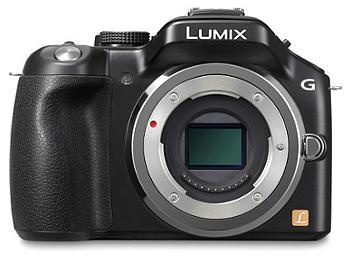 Panasonic Lumix DMC-G5 Digital Camera Body PAL