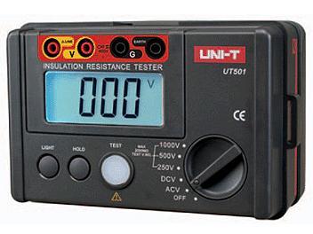 UNI-T UT501 Insulation Resistance Tester
