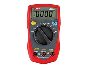 UNI-T UT33A Palm-Size Digital Multimeter
