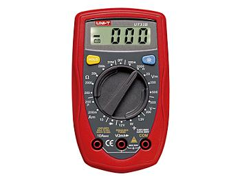 UNI-T UT33B Palm-Size Digital Multimeter
