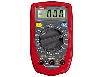 UNI-T UT33C Palm-Size Digital Multimeter