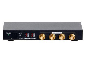 Globalmediapro SM-2C 4-in 4-out HD-SDI Switcher