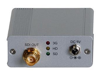 Globalmediapro SOF-102 Fiber-Optic to 3G-SDI Converter