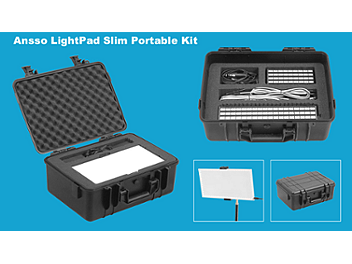 Ansso LightPad SP-D Slim Portable Kit