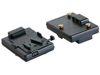 Globalmediapro VLP-AS Gold Mount to V-Mount Adapter