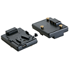 Globalmediapro VLP-AS Gold Mount to V-Mount Adapter